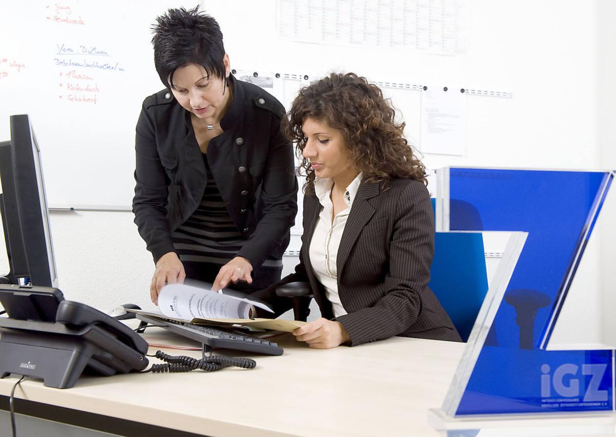 IGZ Pilotprojekt: Netzwerk für ausländische Fachkräfte